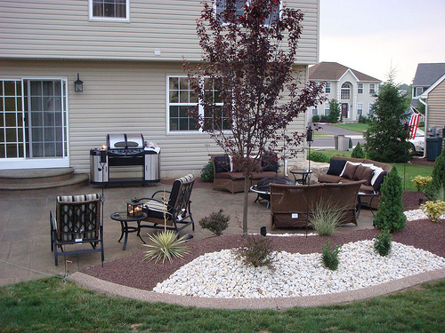 Labor Tech Landscaping St. Louis